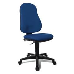 Bureaustoel Topstar point 50 blauw