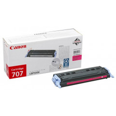 Canon laser LBP5000/5100 toner 707 MAG