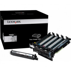 Lexmark 700Z1 imaging unit Zwart