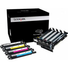 Lexmark 700z5 imaging unit Zwart + kleur