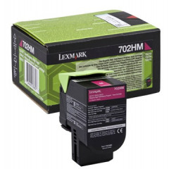 Lexmark col laser CS410DN toner MAG HC