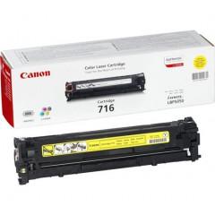 Toner Canon Color Laser 716 i-SENSYS LBP5050 1.500 pag. YEL