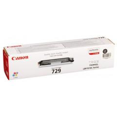 Toner Canon Color Laser 729 i-SENSYS LBP7010C 1.200 pag. BK