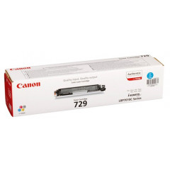 Toner Canon Color Laser 729 i-SENSYS LBP7010C 1.000 pag. CY