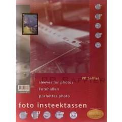 Showtas Multo voor foto's PP A4 23-gaats 2-vaks gekorreld 120µ (10)