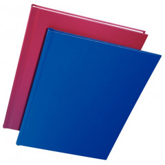 Thermische inbindomslag Leitz ImpressBIND hard 10,5mm blauw (10)