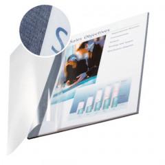 Thermische inbindomslag Leitz ImpressBIND soepel 3,5mm blauw (10)