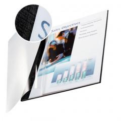 Thermische inbindomslag Leitz ImpressBIND soepel 3,5mm zwart (10)