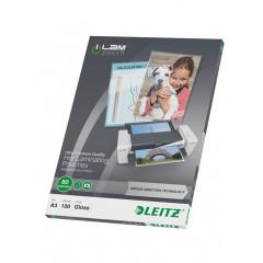 Lamineerhoes Leitz iLam UDT A3 80µ glanzend (100)