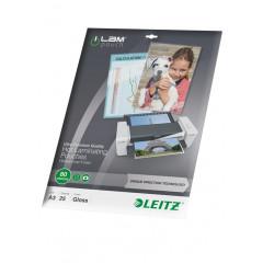 Lamineerhoes Leitz iLam UDT A3 80µ glanzend (25)