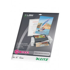 Lamineerhoes Leitz iLam UDT A3 125 micron glanzend (25)