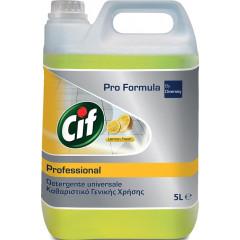 Allesreiniger Cif citroenfris 5l
