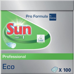 Vaatwastablet Sun Professional All In One Eco (100)