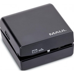 Briefopener Maul elektrisch zwart incl batterijen