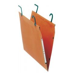 Hangmap Esselte Orgarex T.M.G. karton 200mm V-bodem kast oranje (25)(2410200)