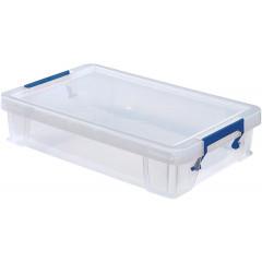 Opbergdoos Bankers Box ProStore 5,5l transparant