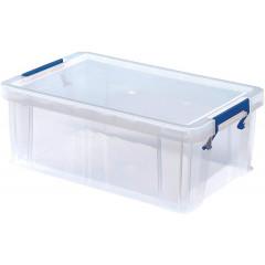 Opbergdoos Bankers Box ProStore 10l transparant (4)