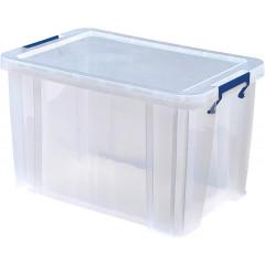 Opbergdoos Bankers Box ProStore 26l transparant