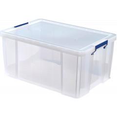 Opbergdoos Bankers Box ProStore 70l transparant