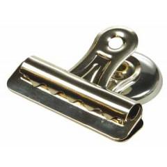 Bulldogclip LPC magnetisch 54mm nikkel