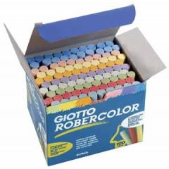 Krijt Giotto Robercolor assorti (100)