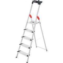 Ladder Hailo Comfortline L80 5 treden