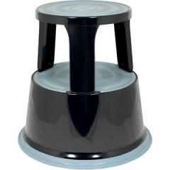 Rolkruk Pavo max 150kg metaal zwart