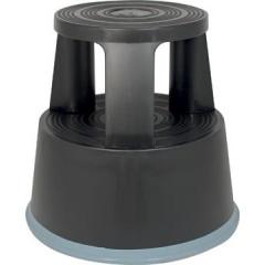 Rolkruk Pavo max 150kg kunststof zwart