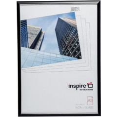 Fotokader Inspire For Business Easyloader A3 zwart