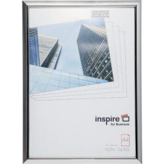 Fotokader Inspire For Business Easyloader A4 zilver