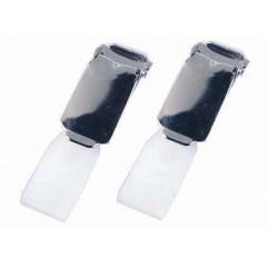 Clip Durable voor badges metaal (25)