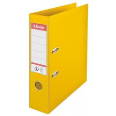 Ordner Esselte No.1 Power PP A4 75mm geel (4812100)