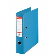 Ordner Esselte No.1 Power PP A4 75mm lichtblauw