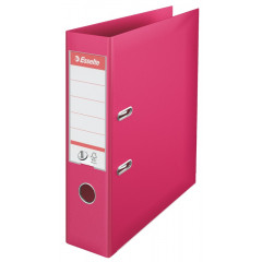 Ordner Esselte No.1 Power PP A4 75mm fuchsia