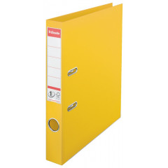 Ordner Esselte No.1 Power PP A4 50mm geel (4811100)
