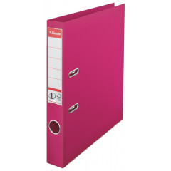 Ordner Esselte No.1 Power PP A4 50mm fuchsia