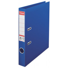 Ordner Esselte No.1 Power PP A4 50mm blauw (4811500)