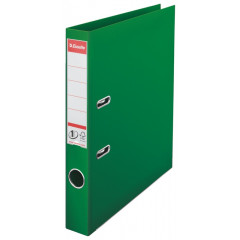 Ordner Esselte No.1 Power PP A4 50mm groen (4811600)