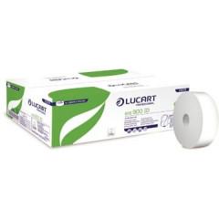 Toiletpapier Lucart Professional Jumbo Eco 900 ID 2-laags (12)