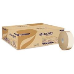Toiletpapier Lucart Professional Jumbo EcoNatural 900 ID 2-laags (12)