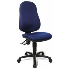 Bureaustoel Topstar point 60 blauw