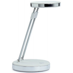 Bureaulamp Maul MaulPuck LED wit