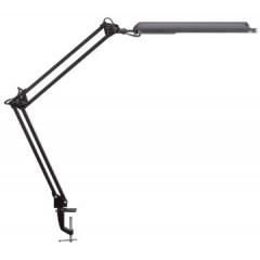 Bureaulamp Maul MaulAtlantic spaarlamp met tafelklem zwart