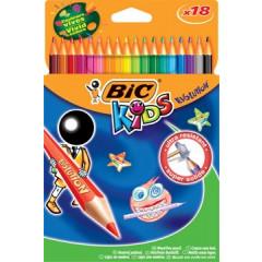 Kleurpotlood Bic Kids ecolutions evolution (18)