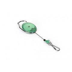 Afrolmechanisme Durable Style 80cm met karabijnhaak groen (D832705)