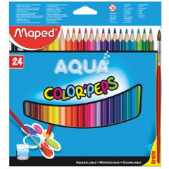 Aquarelpotlood Maped Color'Peps (24)