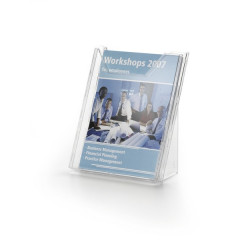 Combiboxx Durable A4 staand transparant