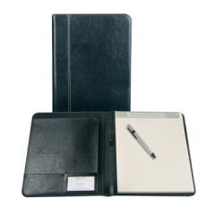 Schrijfmap Brepols palermo 19,5x24,3cm zwart