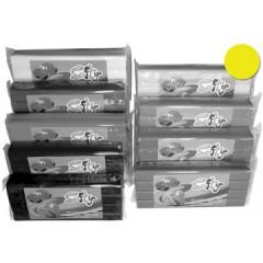 Boetseerklei Darwi softy 500gr geel