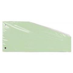 Scheidingsstrook Pergamy trapezium 190g groen (100)(152VE)
